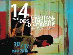 Festival des cinémas d'Afrique en Pays d'Apt