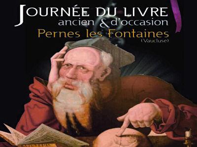 Foires 8 me journ e du livre pernes les fontaines - Office du tourisme pernes les fontaines ...