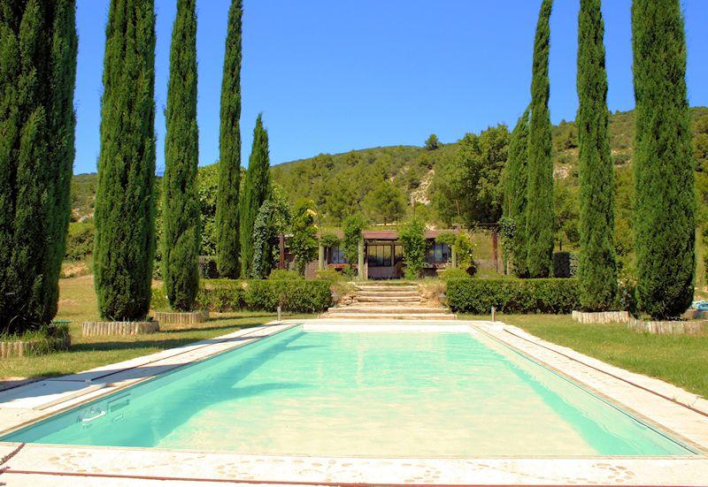 Coup de coeur location de vacances en luberon lauris - Location luberon piscine ...