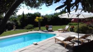Le gite lavande location de vacances en luberon - Gite avec piscine luberon ...