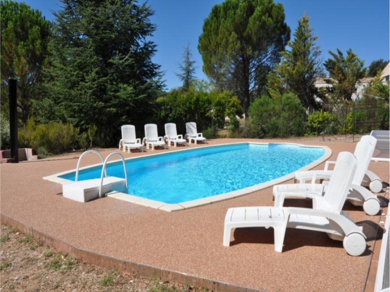La villa les ocres location de vacances en luberon - Location luberon piscine ...
