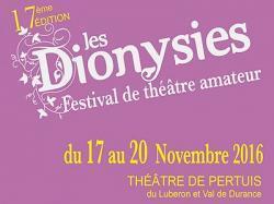 Festival de théâtre amateur à Pertuis