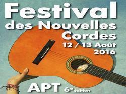 Festival de Guitare les 12 et 13 août à Apt
