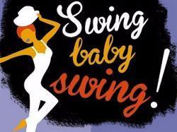 SWING, BABY SWING, à la Tour d'Aigues, vendredi 19 juillet