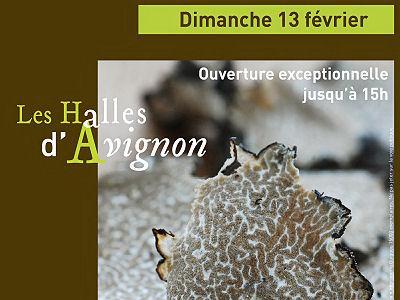 Les Festiv Halles célèbrent la truffe, dimanche 13 février