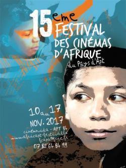 Festival des Cinémas d'Afrique à Apt