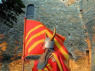 Fête médiévale de Bollène, le 18 juin