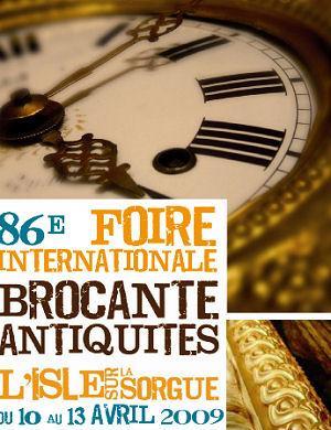 Foire Internationale Brocante-Antiquités