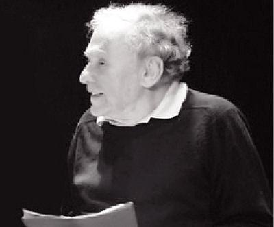 Lecture de Poèmes par Jean-Louis Trintignant, vendredi 28 mai à Apt