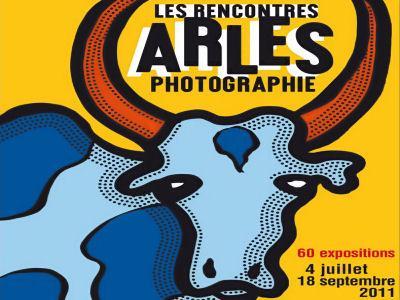 Rencontres internationales de photographies d'Arles du 4 juillet au 18 septembre