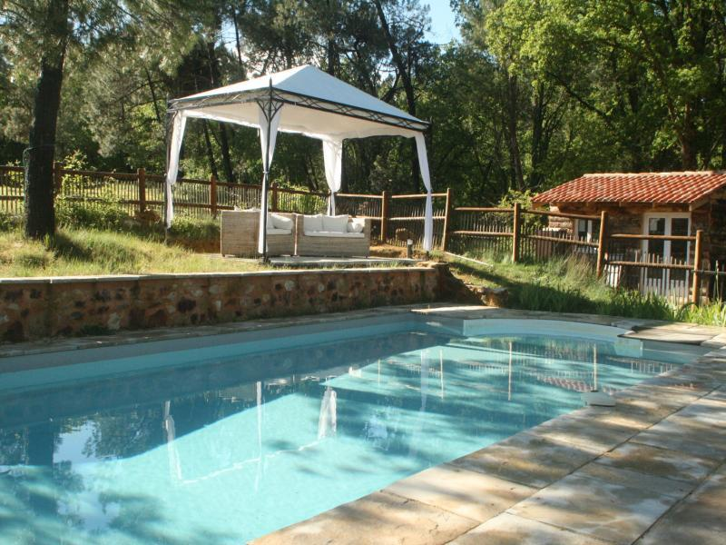 Location vacances piscine - Gargas - Colors of dreams - Luberon Provence