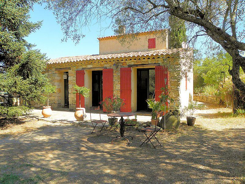 Location vacances piscine - Apt - La Brocatelle - Luberon Provence