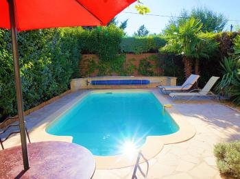 Location vacances piscine - Robion - Carpe Diem - Luberon Provence