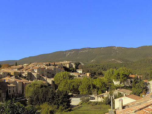 Cabrieres-Aigues - Vaucluse - Luberon Provence
