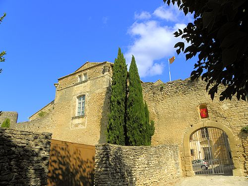 Cabrieres-Avignon - Vaucluse - Luberon Provence