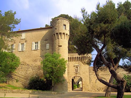 Caumont sur durance tourisme lub ron provence - Jardin romain caumont sur durance ...