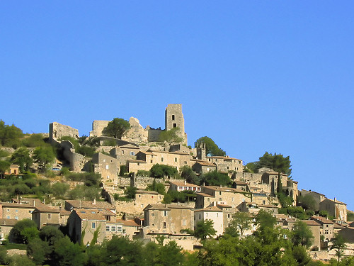 Lacoste - Vaucluse - Luberon Provence