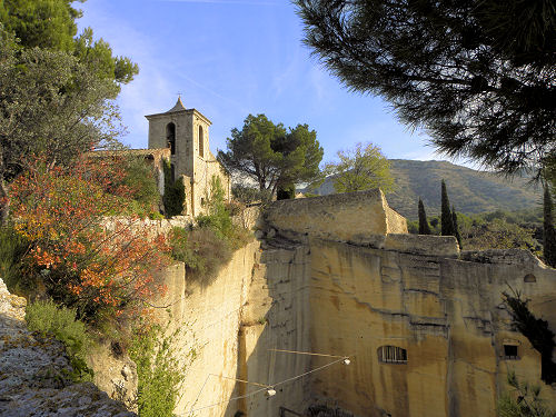 Les-Taillades - Vaucluse - Luberon Provence