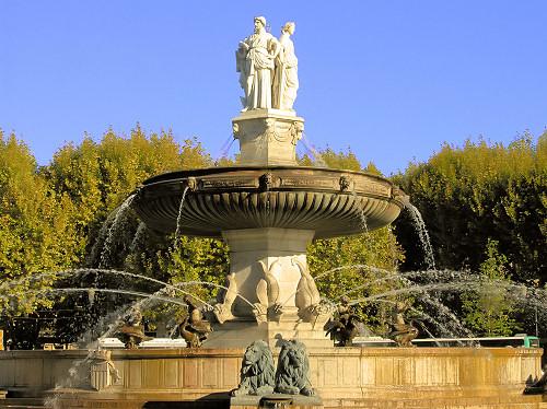 Aix En Provence Capitalede La Provence Luberonweb